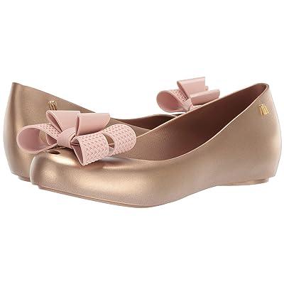 Melissa Shoes Ultragirl Sweet XV (Gold/Pink) Women