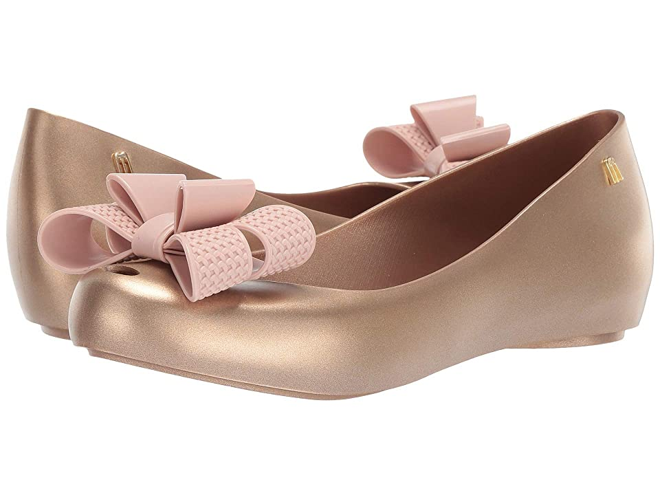 Melissa Shoes Ultragirl Sweet XV (Gold/Pink) Women
