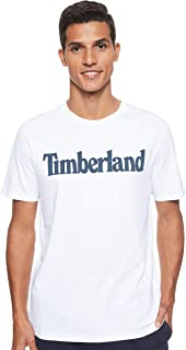 Timberland Men's TFO SS Linear Tee T-Shirt