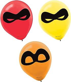"""Disney/Pixar Incredibles 2 12""""/30.4cm Latex Balloons"""