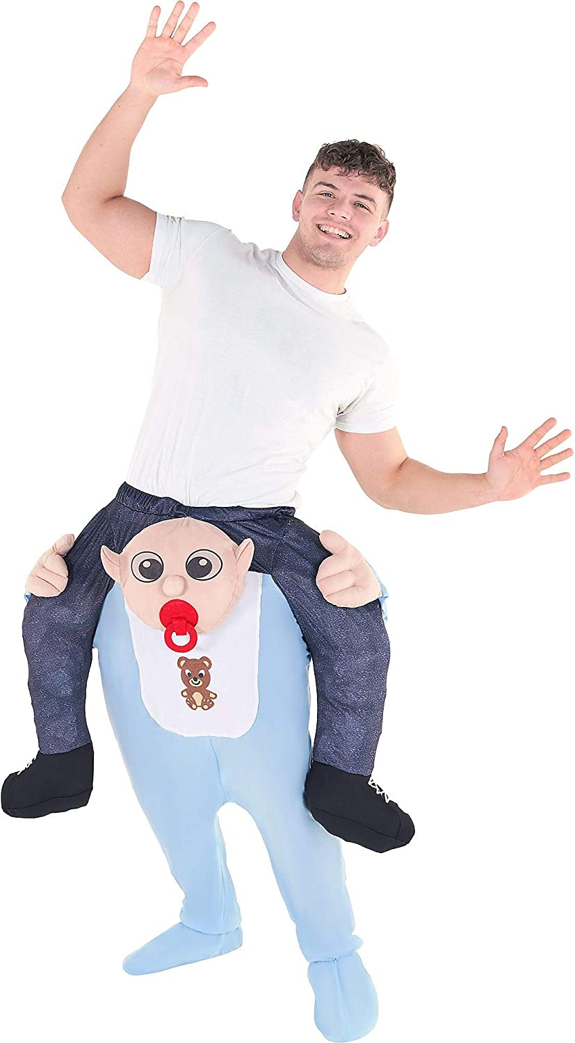 AFG Dallas Mall Media LTD Baby Ride-On Halloween One Siz Costume Very popular Adults for