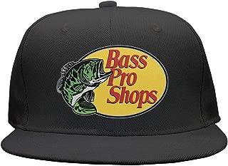 Bass-Pro-Shops-Logo- Snapback Cap Trucker Cotton Flexfit