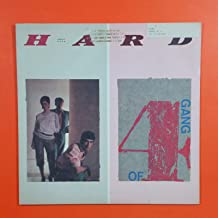 GANG OF 4 Hard WB 1 23936 Promo SLM LP Vinyl VG++ Cover VG++ Sleeve