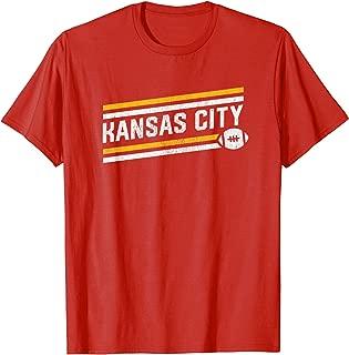 Cool Kansas City Football Touchdown T-Shirt