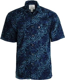 Mens Oasis Batik Cotton Shirt
