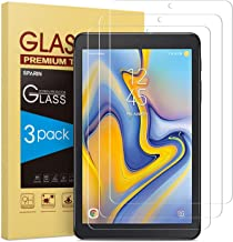 [3 Pack] Galaxy Tab A 8.0 (2018) Screen Protector [Tempered Glass] [Anti-Scratch] Compatible with Samsung Galaxy Tab A 8.0 (SM-T387) 2018 Released