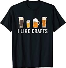 I Like Crafts, Beer T-Shirt