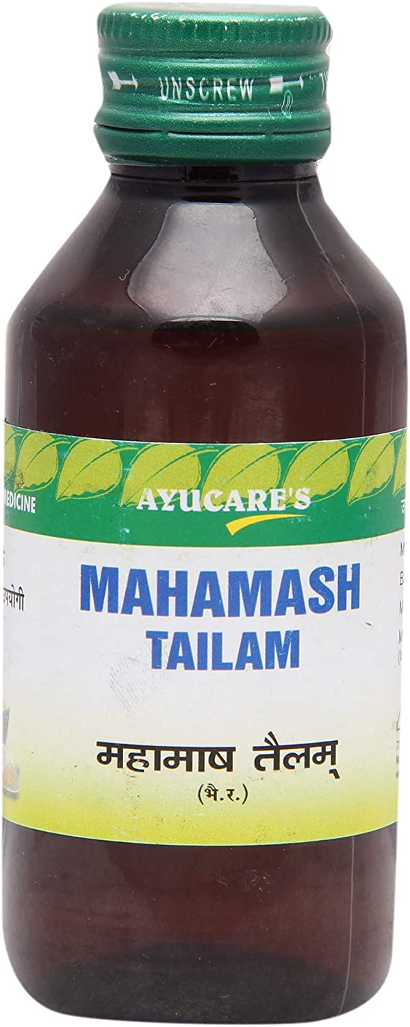 Ayucare's Max 61% OFF Mahamash Tailam OFFicial mail order Ml - 100
