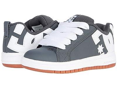 DC Kids Court Graffik (Little Kid/Big Kid) Boys Shoes