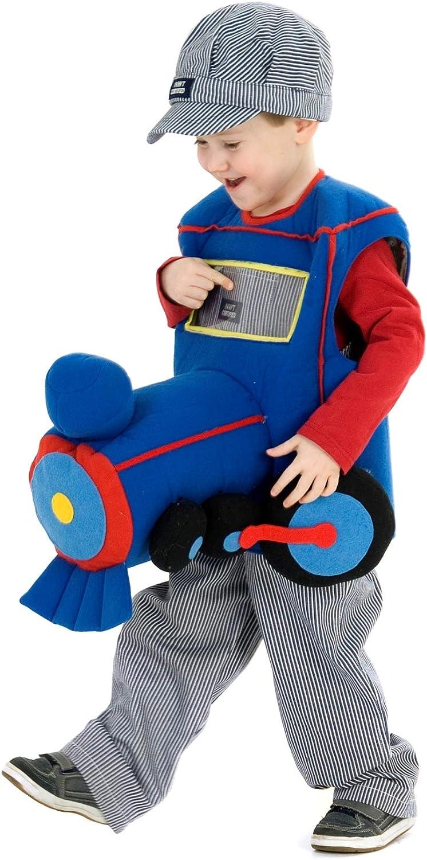 Princess Paradise Baby Boys Plush Ride-in Train