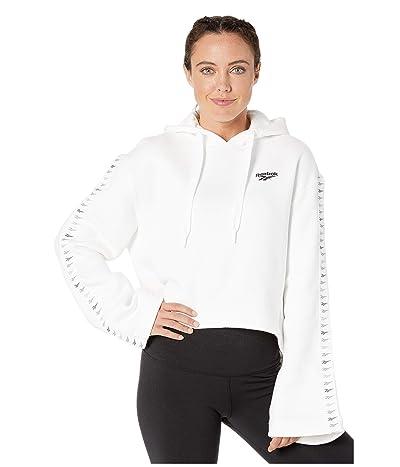 Reebok Classic Vector Performance Hoodie (White) Women