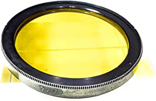 77mm Yellow Color uv Filter Unbranded