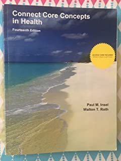 Connect Core Concepts in Health 14th Edition