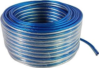 $39 » Sponsored Ad - Rockville Blue 14G100 OFC 14 Gauge 100 Foot 100% Copper Speaker Wire Car Audio