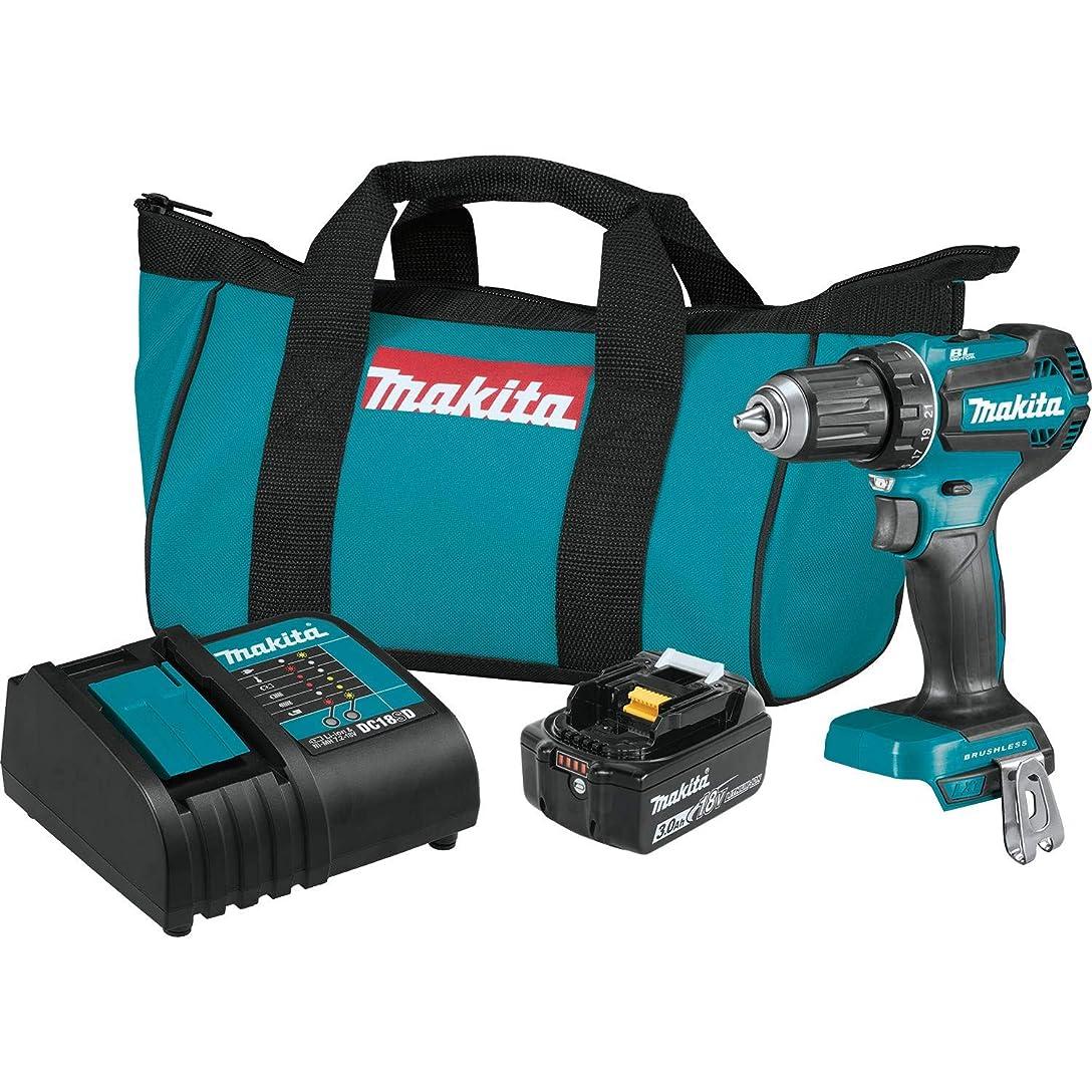 ずっと再撮り書道マキタ 18V ブラシレス ドリルドライバー XFD131 充電式 電動工具 コードレス セット