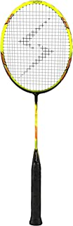 Spinway Aluminium Badminton Racquet Greater Strength and Stability (with Half Cover)
