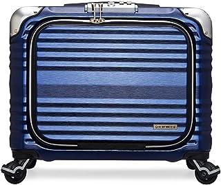 [レジェンドウォーカー] スーツケース ジッパー BLADE フロントオープン 機内持ち込み可 6606-44 保証付 34L 40 cm 3.1kg