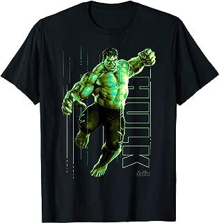 Best the incredible hulk mens t shirt Reviews