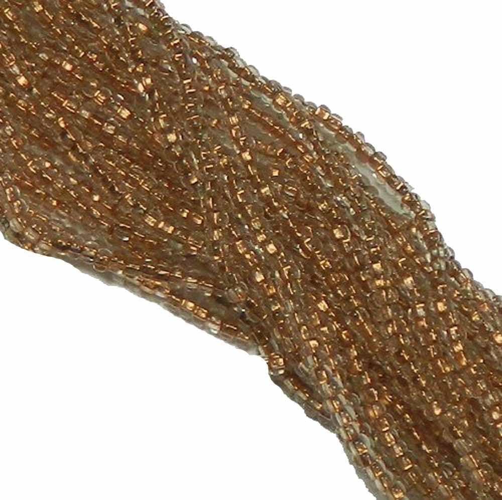 12 Kilo #CSG329 110 Silver Lined Dark Amethyst Czech Seed Bead