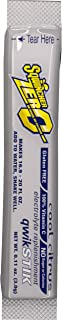 Sqwincher Zero Qwik Stik - Sugar Free Electrolyte Powdered Beverage Mix, Cool Citrus 060109-CC (Pack of 50)