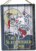 Best the slaughtered lamb sign Reviews