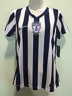 Soccer Pachuca Woman Jersey Blusa Mujer tuzos 2014