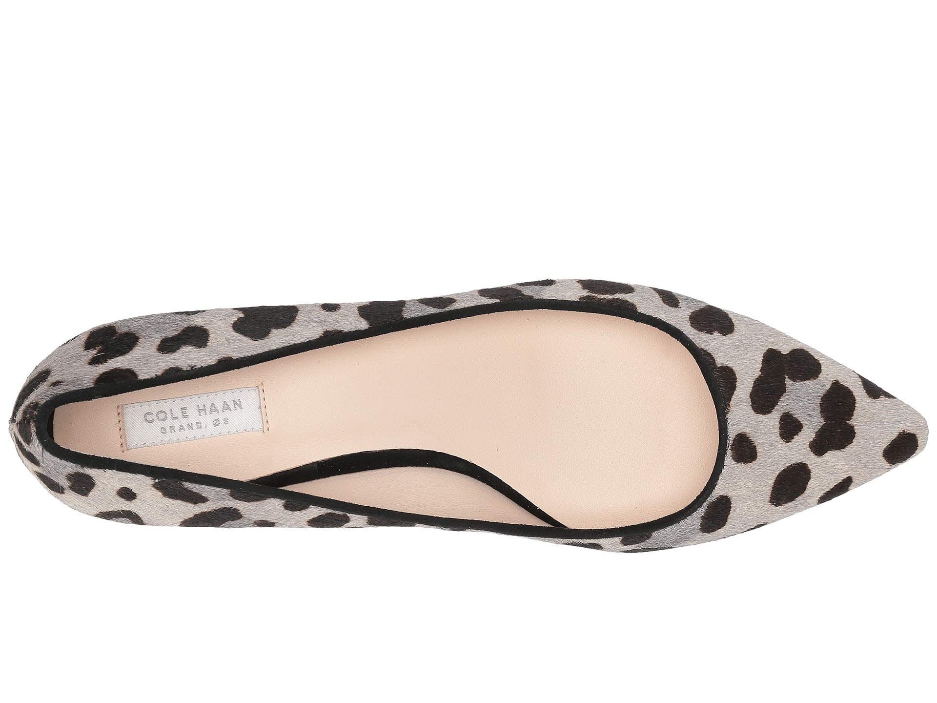 os Haan Vesta Mercer Ocelot Print Pump G Haircalf Cole 45mm ZqRWw6fqc