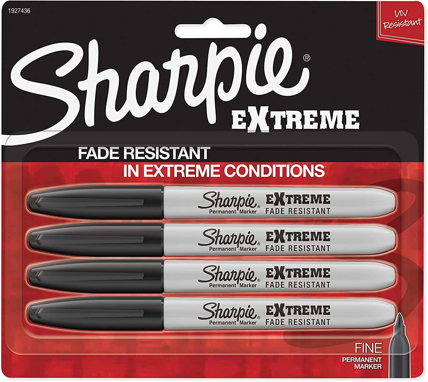 Minneapolis Mall edsbd7 Extreme New product! New type Permanent Markers 3 Black