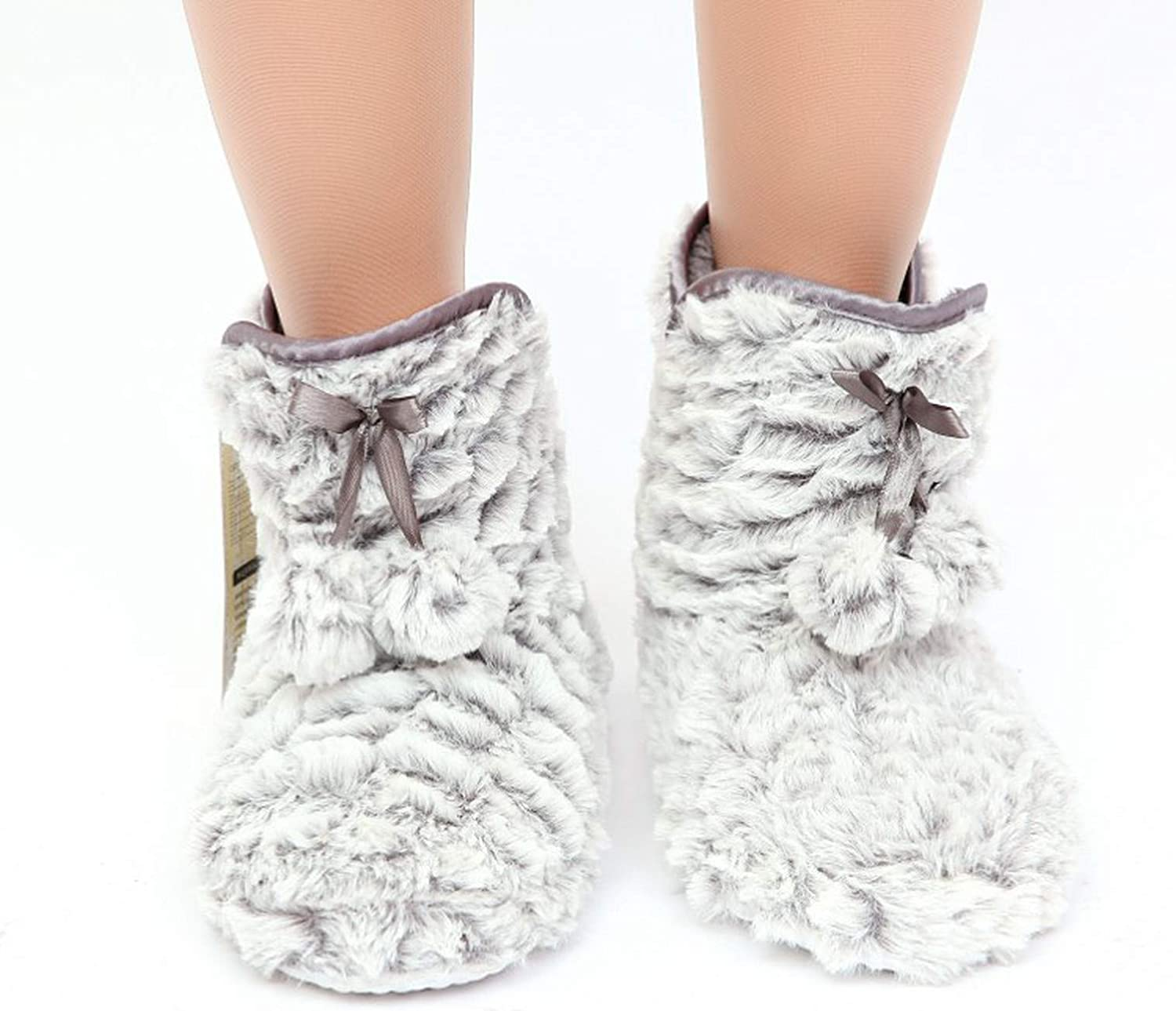 Indoor Home Slippers Warm Soft Plush Slippers Comfortable Pure Indoor Slippers Cute Women shoes