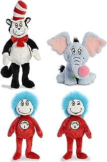 Aurora Plush Bundle Set of 4 Cat in The Hat Toys - Dr Seuss Toys 20