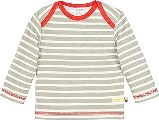 loud + proud 中性款婴儿 T 恤 Ringel, Aus Bio Baumwolle, GOTS Zertiziziert 长袖运动衫