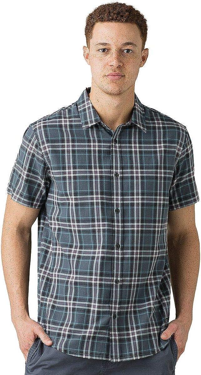 prAna Men's Offwidth Shirt