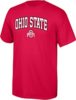 Elite Fan Shop NCAA T Shirt Team Color Arch