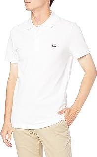 [ラコステ] ポロシャツ [公式] ジャガードロゴ襟ポロシャツ メンズ PH1848L
