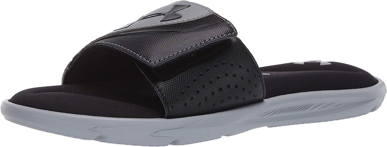 | Under Armour Men's Ignite Vi Graphic Strap Slide Sandal | Sport Sandals & Slides