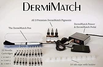 Complete Scalp Micropigmentation kit by DermiMatch