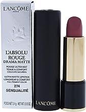 Lancome L'ABSOLU ROUGE DRAMA MATTE #274-sensuality 4 gr - kilograms