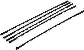 リョービ(RYOBI) ピンエンドタイプ糸ノコ刃 5本1組 木工用 60山 1640061
