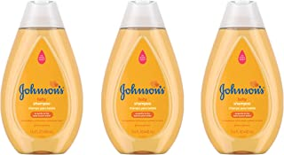 Johnson's Baby Shampoo with Tear-Free Formula, Shampoo for Baby's Delicate Scalp & Skin & Gently Washes Away Dirt & Germs,...