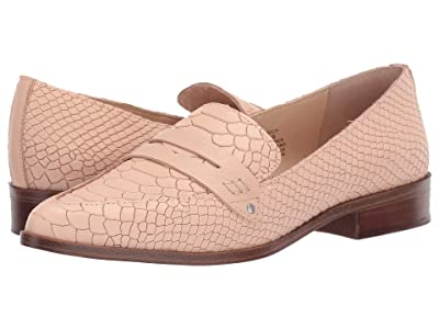 SOLE / SOCIETY Jessica (Bisque Python Leather) Women