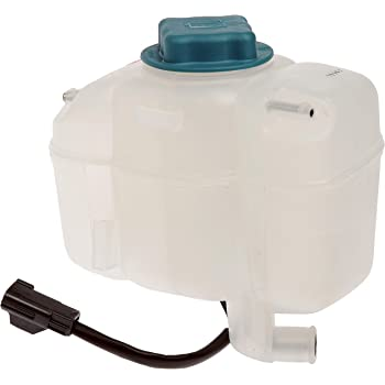 Radiator Coolant Overflow Expansion Tank with Cap Compatible with 2003-2014 Volvo XC90