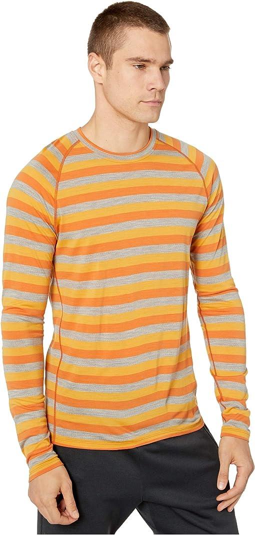 Atomic Orange Stripe