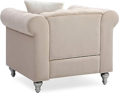 Amazon.com: Jennifer Taylor Home - Juego de 2 sillones de ...