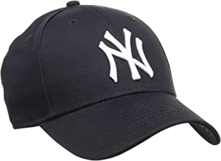 New York Yankees Strapback Cap 9forty Kappe Basecap(Navy,Youth)