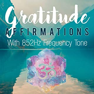 852 hz frequency