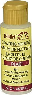Plaid Floating Medium, 2Floz/59ml