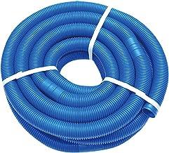 SOONHUA Manguera universal para alberca, manguera en espiral, accesorio de tubería de piscina, diámetro de 32 mm, longitud de 5 m para bombas de piscina y filtración