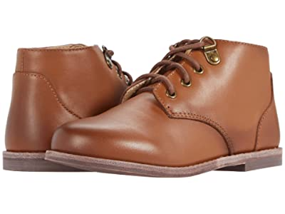 Janie and Jack Leather Boot (Toddler/Little Kid/Big Kid) (Brown) Boy