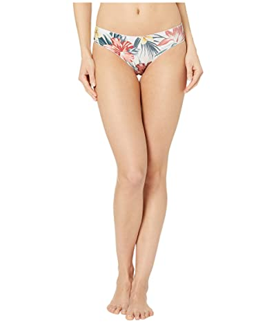 Rip Curl Anini Beach Cheeky Hip (White) Women