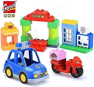 YOUPIN Classic Princess Big Size Compatible Duploed Building Block Family House Construction Building Blocks DIY Brick Toy...